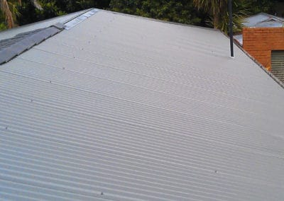 Melbourne Colorbond Metal Roof replacement